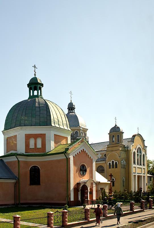 Two Orthodox Churches