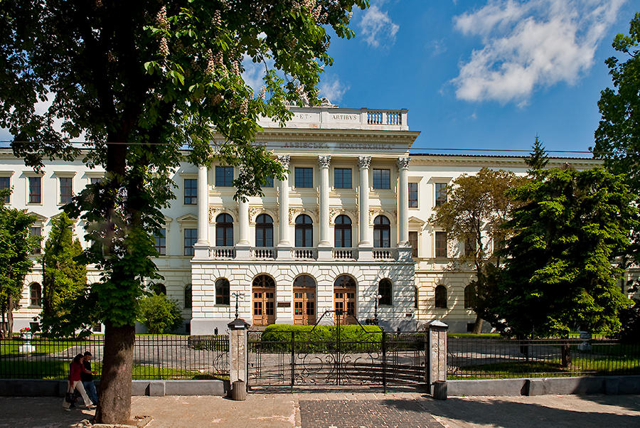 The Lviv Polytechnic University