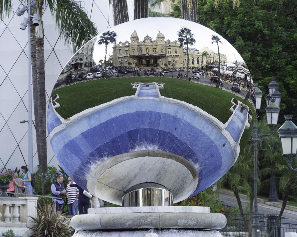 Parc du Casino Monaco