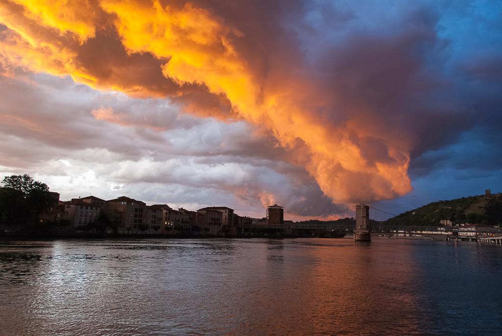 France Rain Cloud