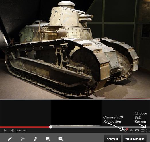 2013-07-29 Kansas City Mo WWI War Museum<BR>V I D E O