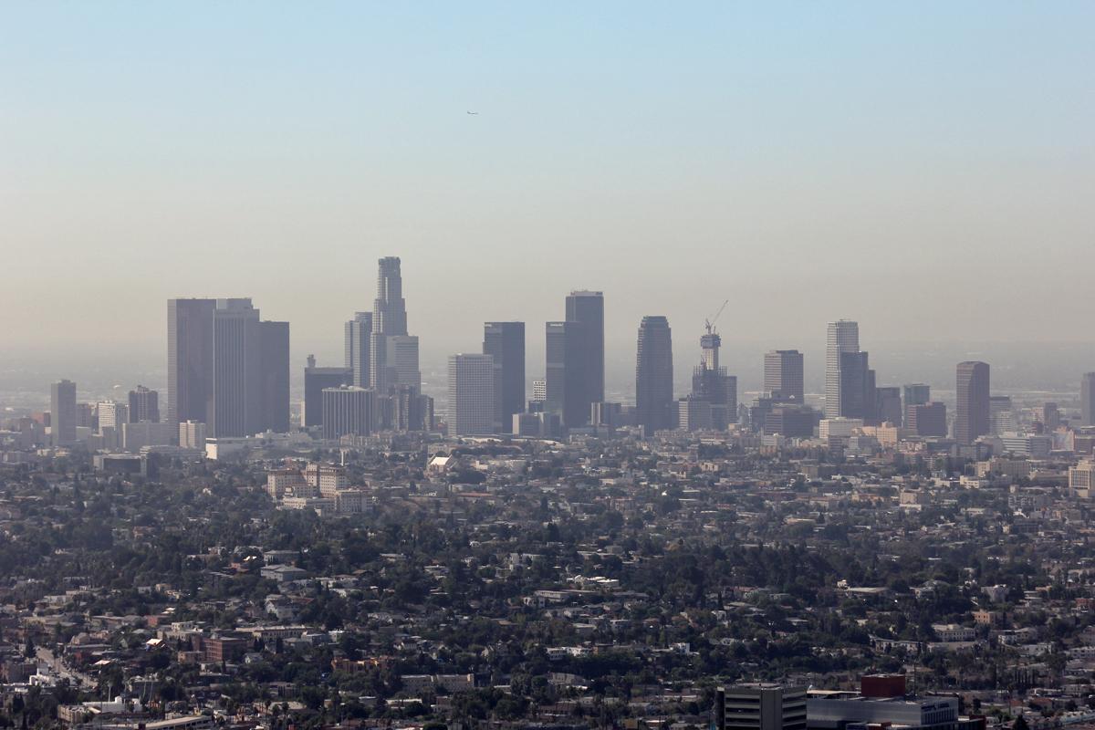 Skyline of Los Angeles