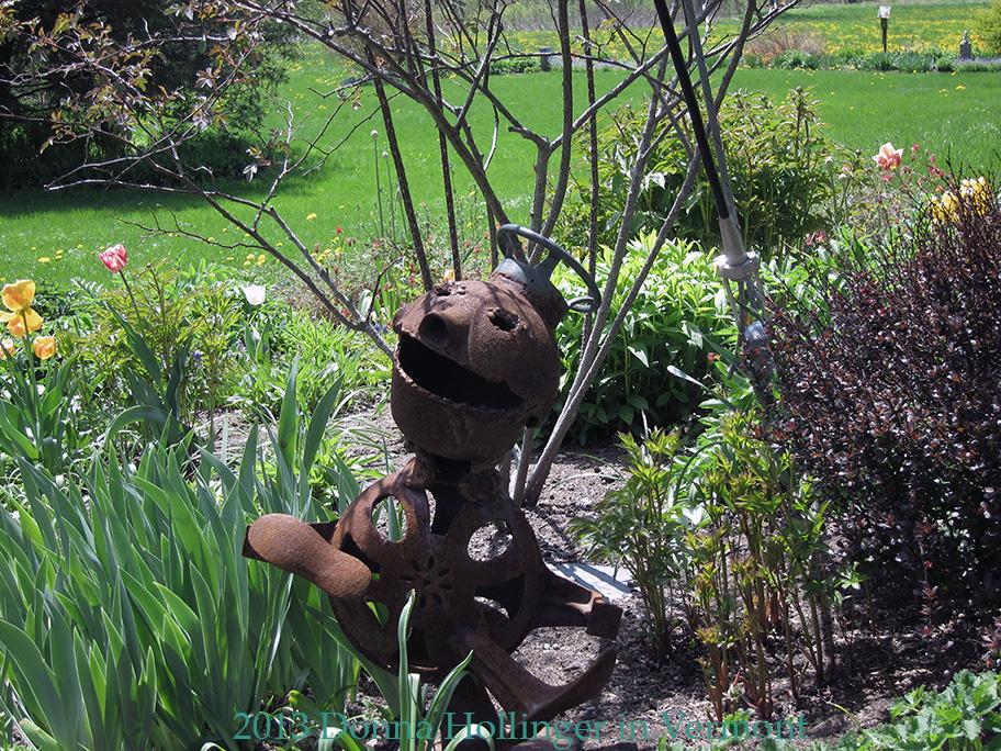 Ned Coffins Garden Buddy