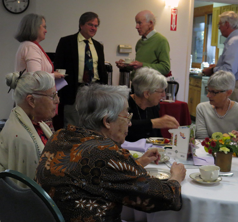 Floras 90th  Birthday Party