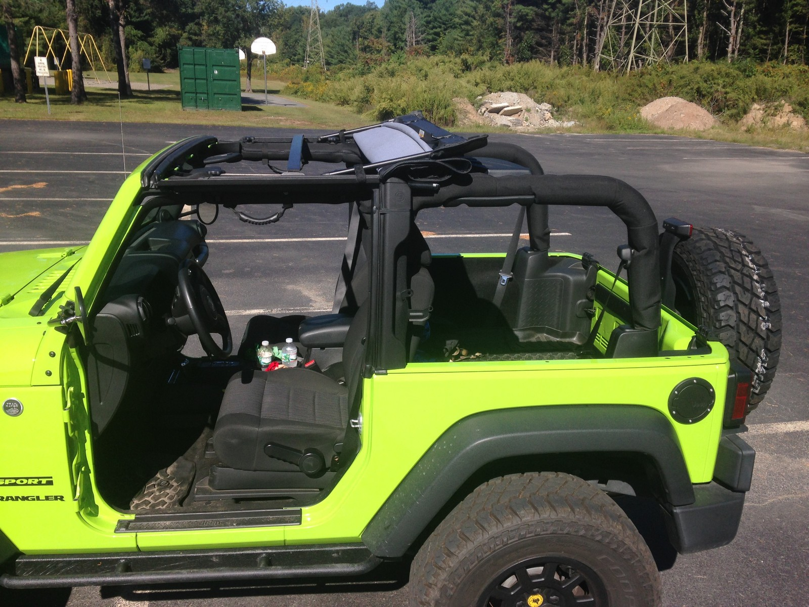 Nice answer best brand jeep bikini top opinion