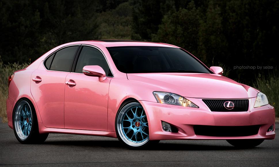 San Diego Lexus >> Purple/Pink (?) IS - ClubLexus - Lexus Forum Discussion