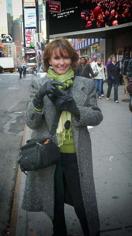 Margaret in New York