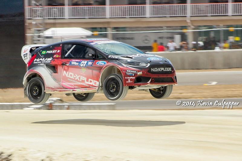 Global RallyCross Championship - Nelson Piquet Jr.