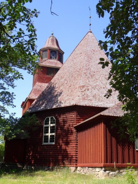Seglora Church