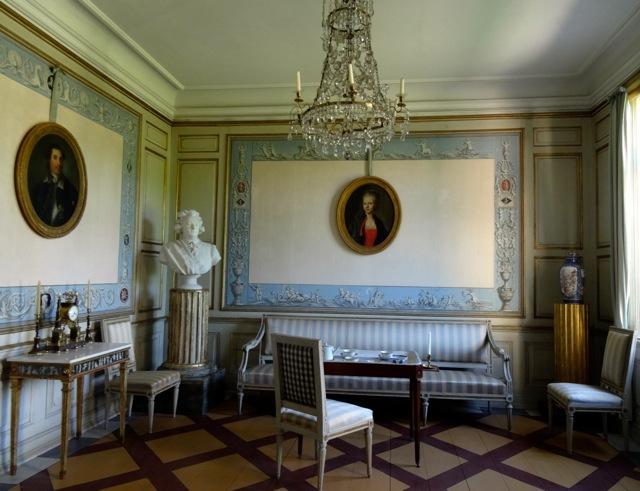 Drawing Room, Skogaholm Manor