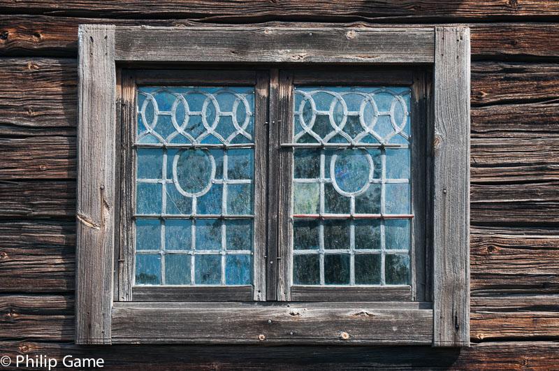 Window, Alvros Farmstead