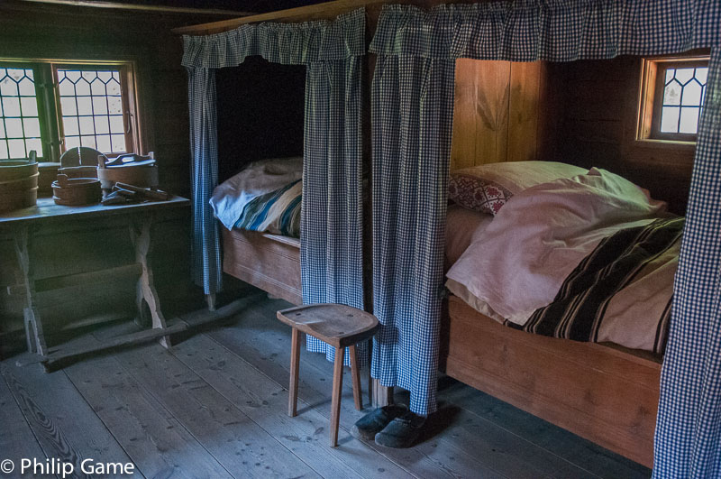 Box beds, Delsbo Farmstead {PG}