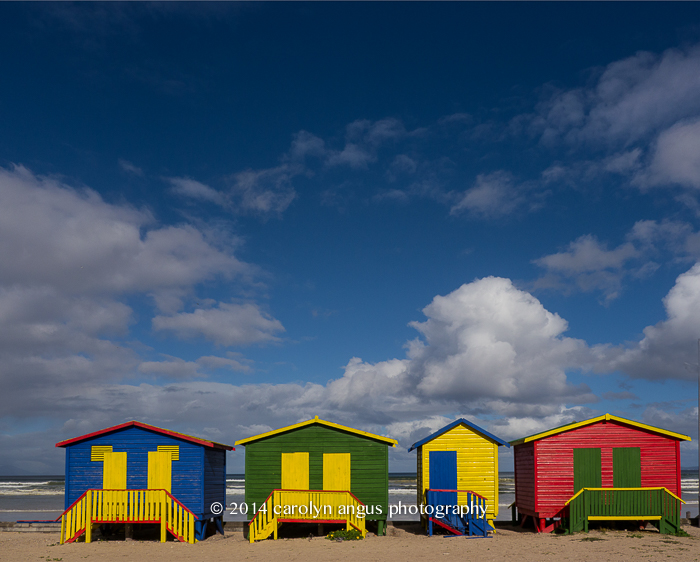 Bath Huts Muizenberg South Africa