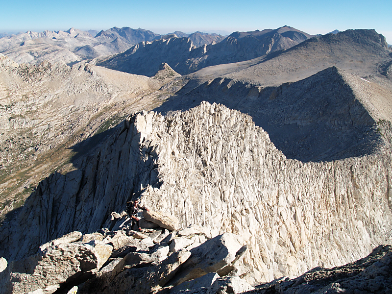 Mt Conness N-ridge