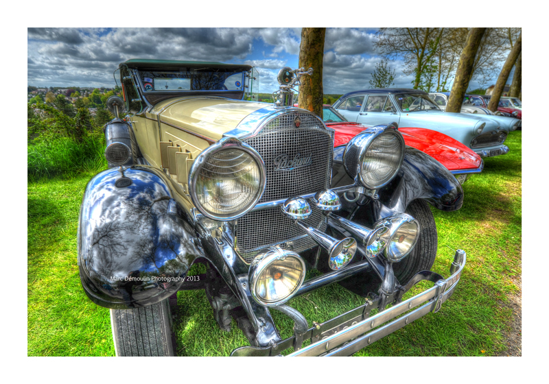 Cars HDR 24