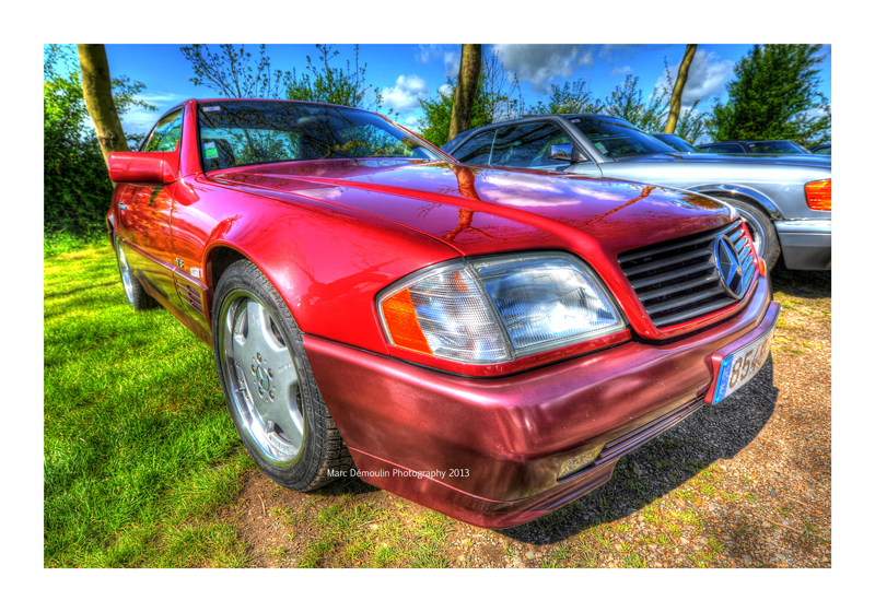 Cars HDR 40