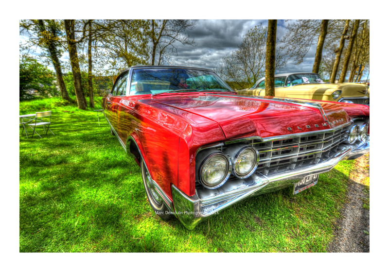 Cars HDR 55