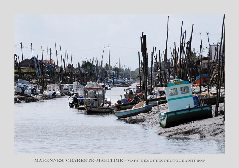 Charente-Maritime, Marenne