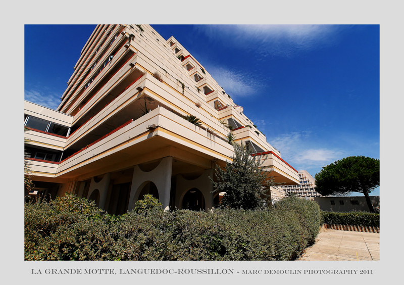 Languedoc-Roussillon, La Grande Motte