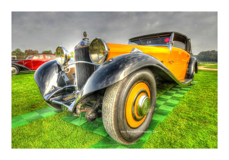 Cars HDR 160