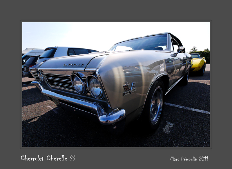 CHEVROLET Chevelle SS Magny-Cours - France