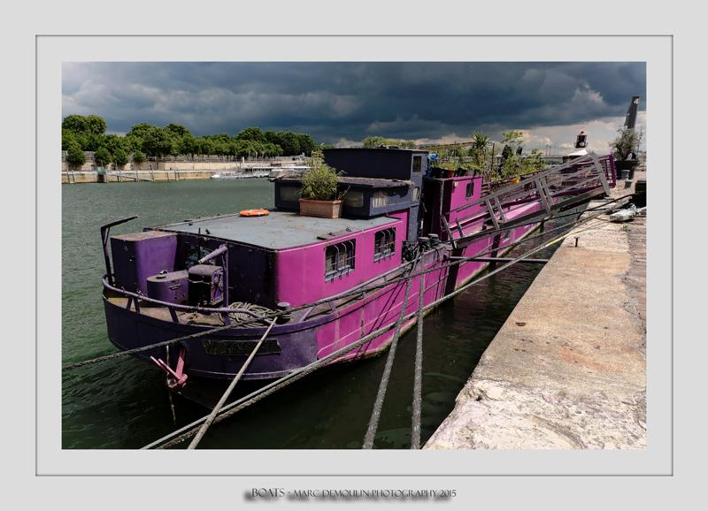 Boats 102 (Paris)