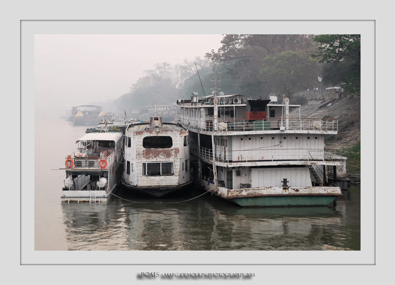 Boats 104 (Mandalay)