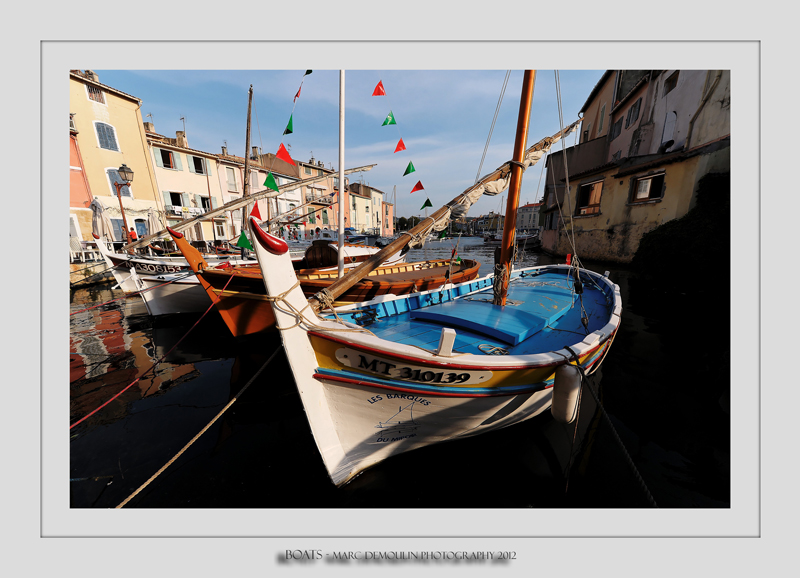 Boats 106 (Martigues)