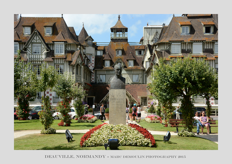 Normandy, Deauville 2