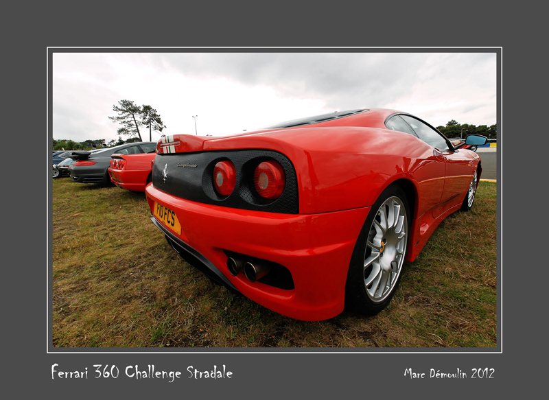 FERRARI 360 Challenge Stradale Le Mans - France