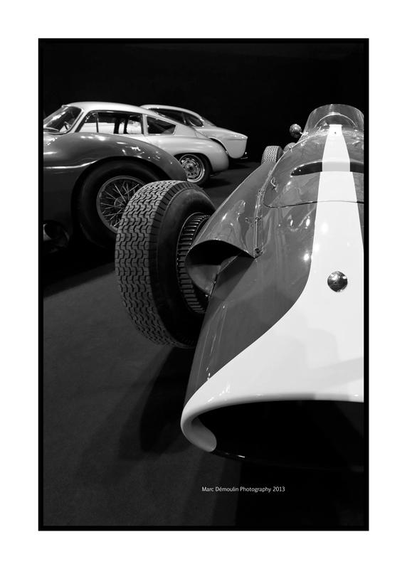Maserati 250 F, Paris