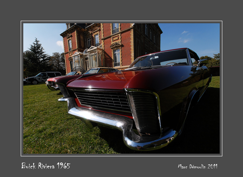 BUICK Riviera 1965 Ecquevilly - France