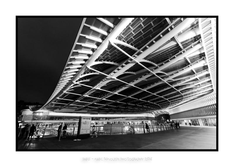 Les Halles new canopy 1