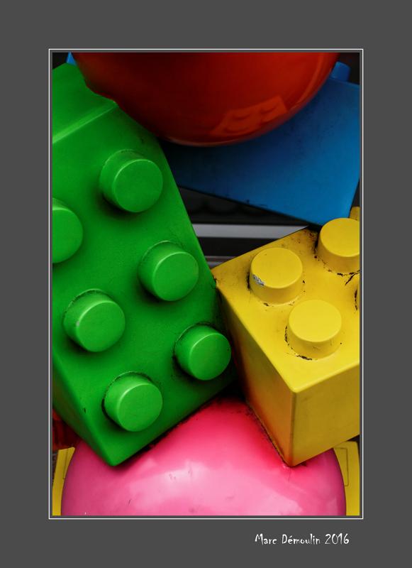 Urban lego