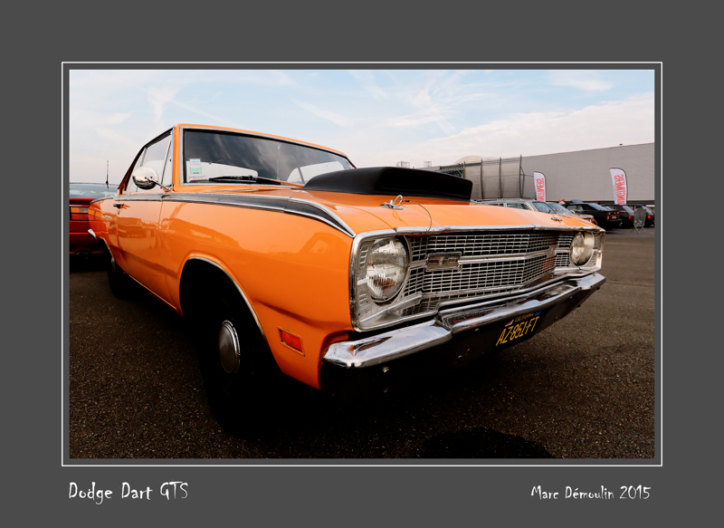 DODGE Dart GTS Le Bourget - France