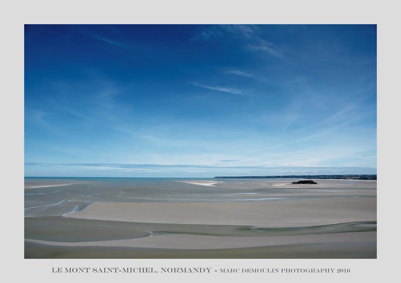 Normandy, Le Mont Saint-Michel 1