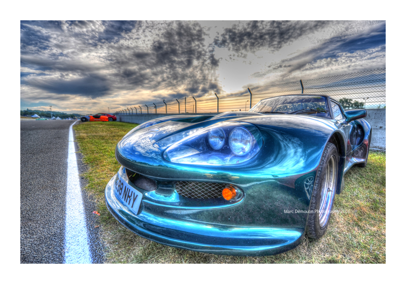 Cars HDR 256