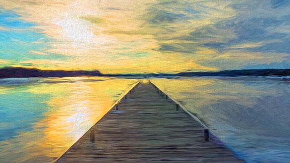 Upper Rideau Lake Art P1050185-7