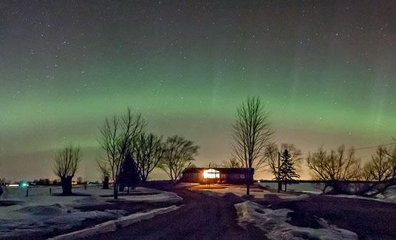 St Patricks Day Aurora Panorama P1080844-5