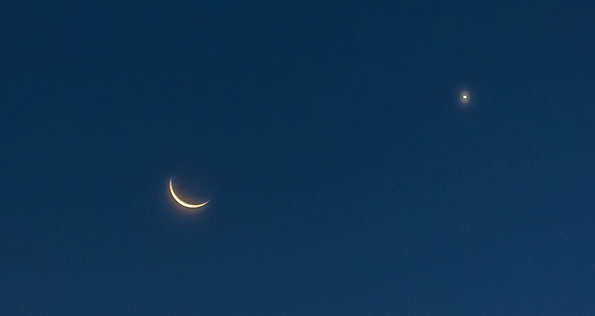 Moon & Venus P1180393