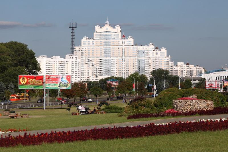 Immeubles de lère soviétique