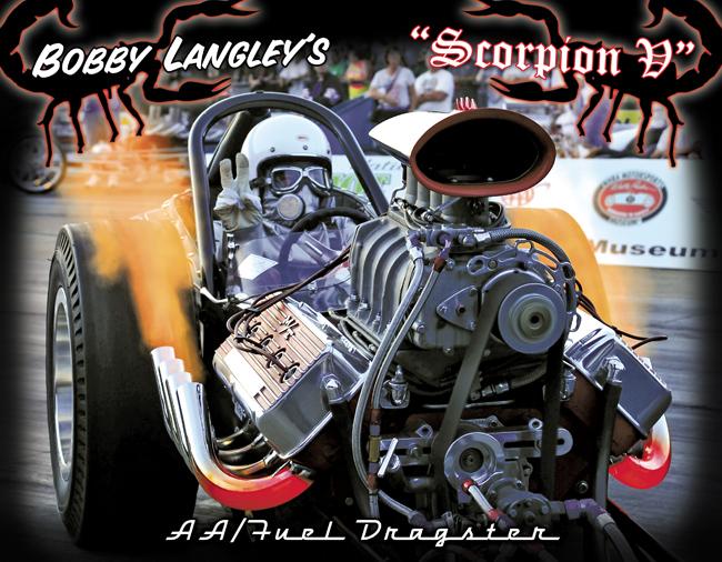 Scorpion Cackle