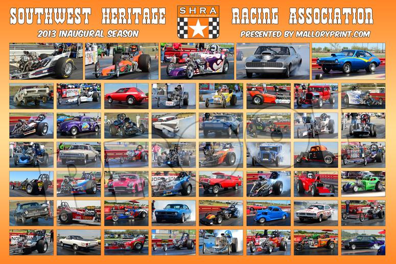 2013 Southwest Heritage Racing Assoc.