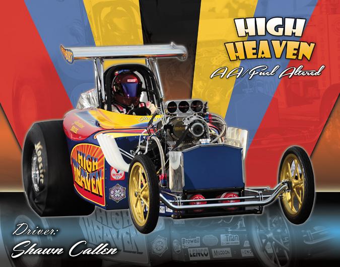 Callen High Heaven AA/FA 2014