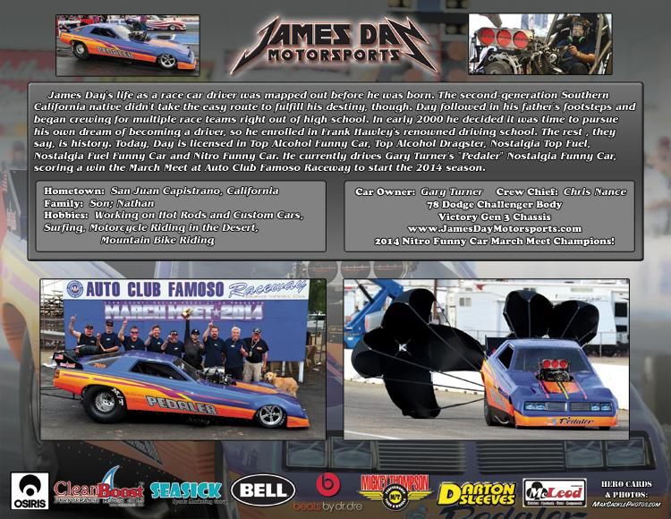 James Day NFC 2014