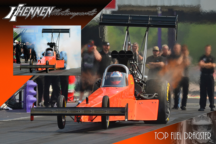 Hennen Motorsports Top Fuel 2014