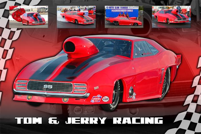 Tom & Jerry Racing 2014