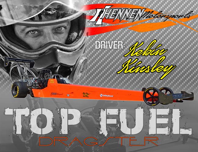 Hennen Motorsports Top Fuel 2014