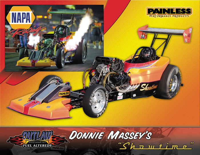 Donnie Massey OFAA 2014