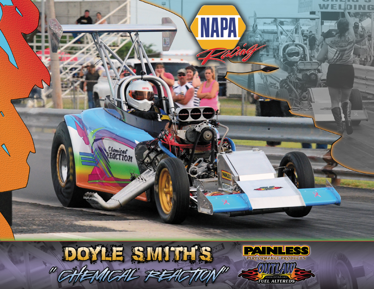 Doyle Smith Outlaw Fuel Altered